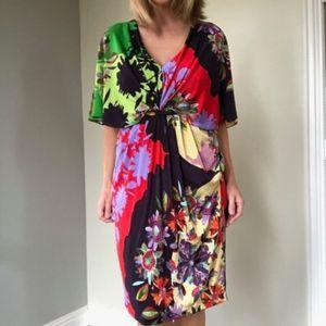 Anthro RANNA GILL Backview Dress
